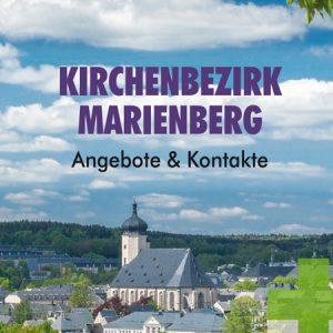Broschüre des Kirchenberzirk Marienberg